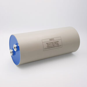 High AC Current Capacitor 25uF 250Vac 100A LC2